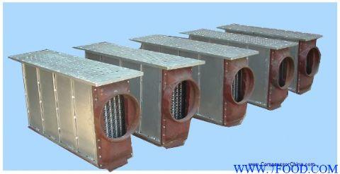 有无油活塞式空压机冷却器 供应信息