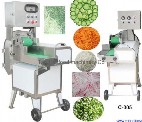 叶茎类切菜机
