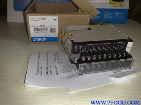 歐姆龍plc擴展模塊(cj1w-oc211)