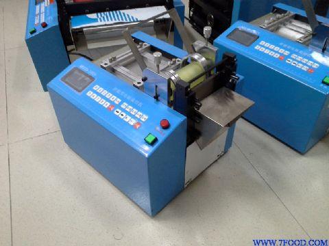 供应 硅胶管自动切管机