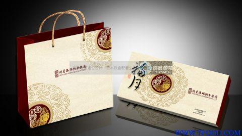 月饼盒包装设计(待定)