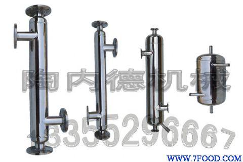 介绍一种新型切向螺旋导流绕管式换热器,设计采用完全逆流换热结构
