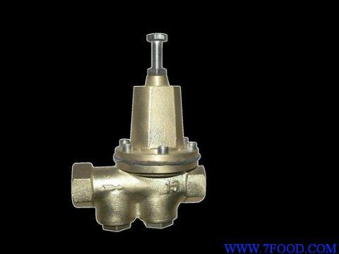 进口液体减压阀自来水减压阀冷热水减压阀图片