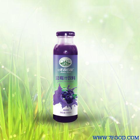 供应 美森庄园300蓝莓汁