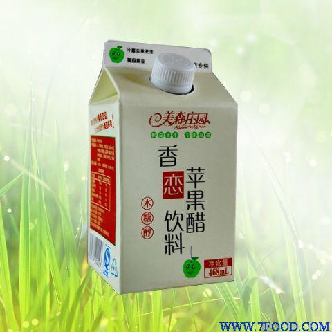 美森庄园苹果醋_供应信息_中国食品科技网