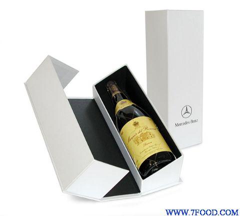 深圳葡萄酒礼盒包装设计葡萄酒酒标设计