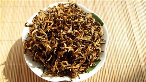 极品金针王滇红,极品古树金芽王滇红,极品金丝王滇红茶,古树滇红茶