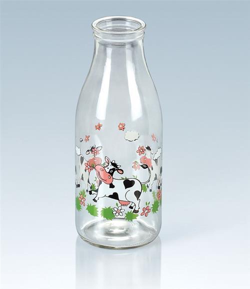 首页 商贸信息 食品包装材料 玻璃包装 玻璃瓶 印花烤漆牛奶酸奶瓶
