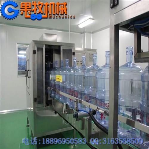 全自动大桶装水生产线