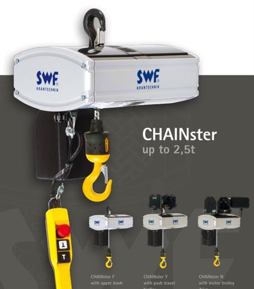 sk系列和c系列环链电动葫芦