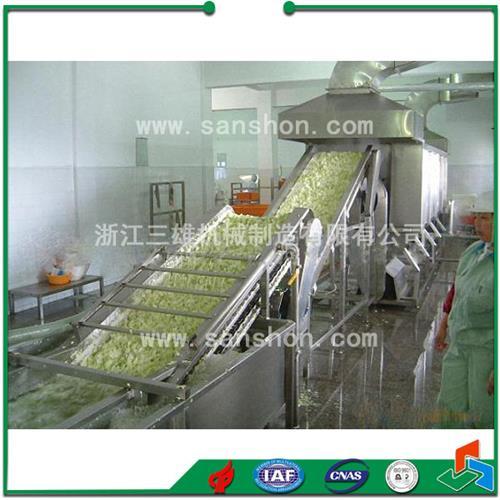 脱水蔬菜生产线