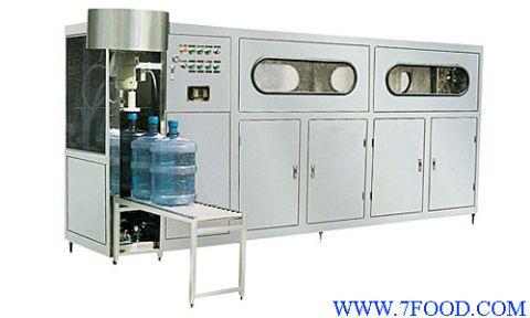 全自动大桶灌装设备生产线(全自动大桶灌装)