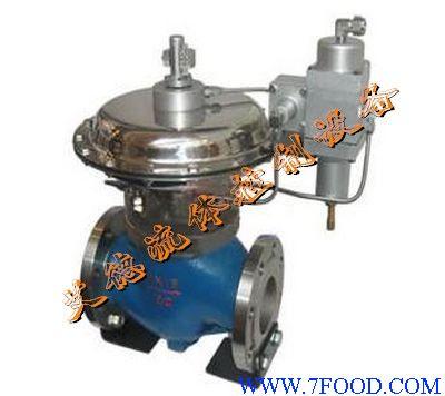供应 指挥器操作型自力式压力调节阀图片