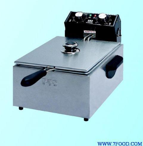 电炸炉机械式温控开关接线图