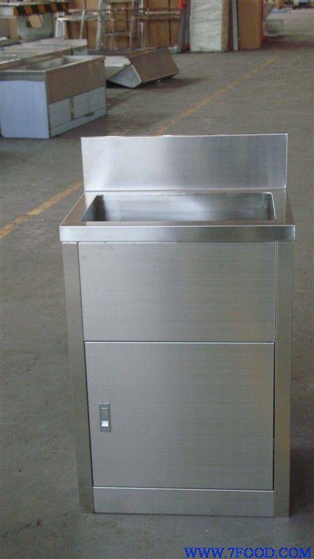 洗手池混水阀安装图 图解