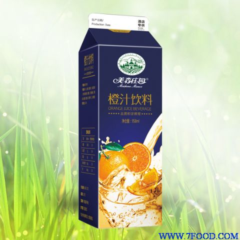 美森庄园958橙汁_商贸信息_中国食品科技网