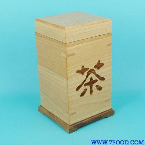 高档茶叶包装木盒