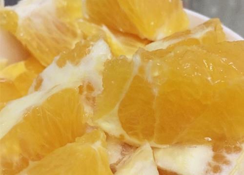 秋季吃橙子的好處