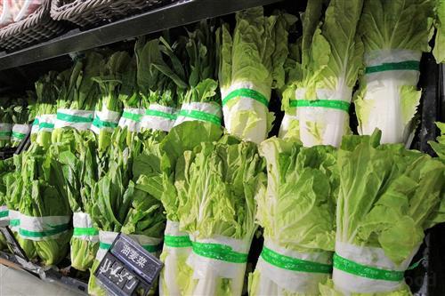 春节临近消费需求增加 重庆蔬菜禽蛋价格上涨