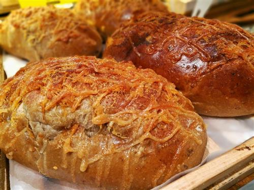 金砖面包的烘焙制作方法