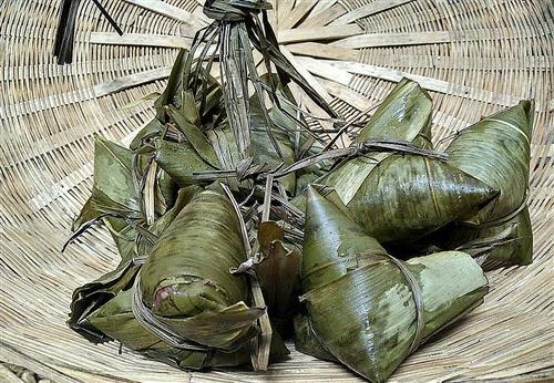 端午节吃粽子的来历