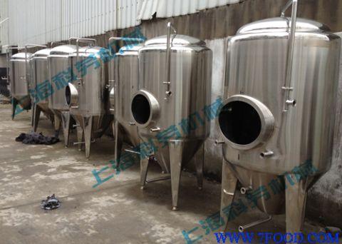 啤酒发酵罐_供应信息_中国食品科技网