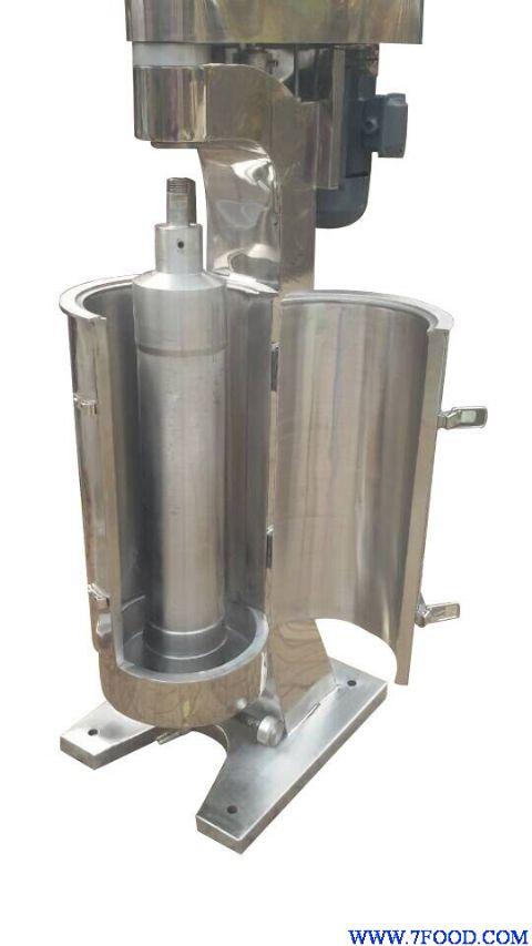 高速变频大开门管式离心机(gq150型)