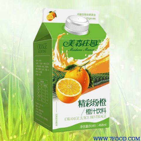 美森庄园橙汁_供应信息_中国食品科技网