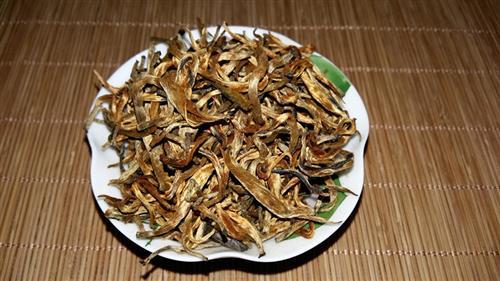 云南凤庆古树金芽王滇红茶(顶级古树滇红)
