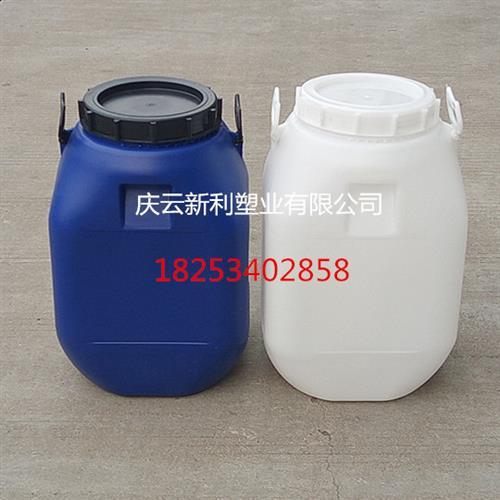 50升大口方塑料桶50公斤塑料桶样板图